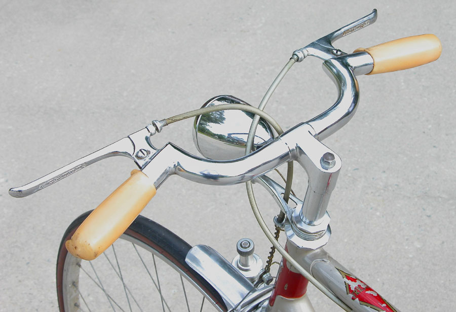 how to raise bicycle handlebars